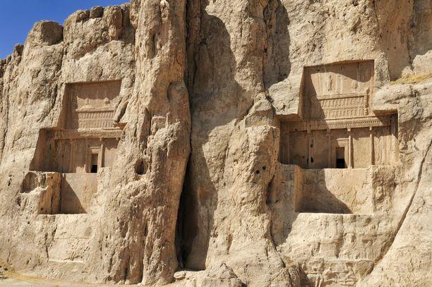 Iranissa on useita merkittäviä UNESCOn maailmanperintökohteita.