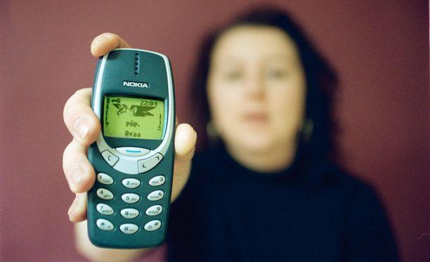 Nokia 3310 lienee yksi maailman tunnetuimmista puhelimista.