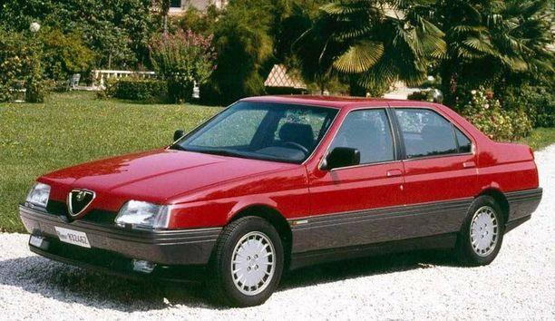 Vika-alttius on ollut vuosien mittaan Alfan riesana. Alfa 164 saattoi olla yksi teknisesti huonoimmista Alfoista.