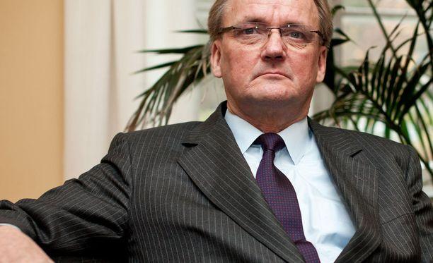 Koneen entinen pääjohtaja Antti Herlin on miljardööri ja erittäin suuri vaikuttaja suomalaisessa talouselämässä.