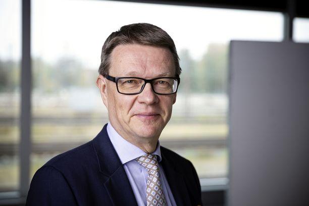 MaRan toimitusjohtaja Timo Lappi kertoo, että liitto on saanut kysymyksiä maskeista.