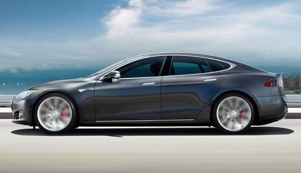 Model S:n Standard Range -version hinta alkaa 86 200 eurosta.