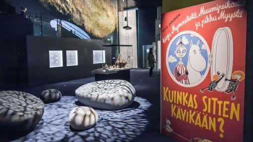 Kesällä avattu Muumimuseo kannattaa kokea.