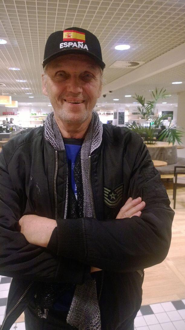 Jorma Kalevi on kuolemansairas, mutta toivoo elämäänsä viimeistä rakkautta.