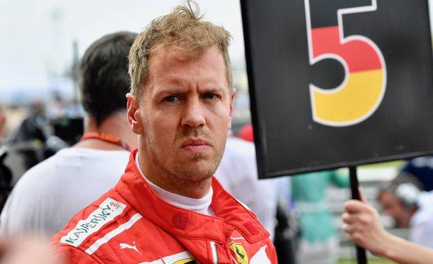 Sebastian Vettel välttyi FIA:n tutkinnalta Malesiassa.