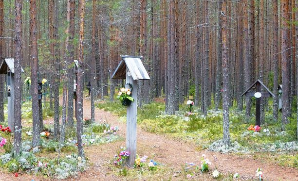 Venäjän Karjalassa sijaitsevassa Sandarmohin joukkohaudassa saattaa olla myös suomalaisten teloittamia neuvostoliittolaisia sotavankeja.