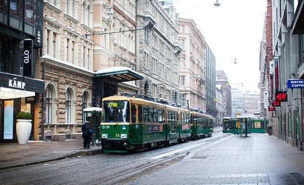 Helsingillä on pääosin rauhallinen maine turistien keskuudessa.