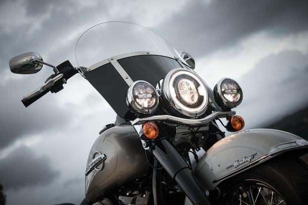 Harley-Davidsonit ovat yhdysvaltalaiset moottoripyöräilyn ikoneja.
