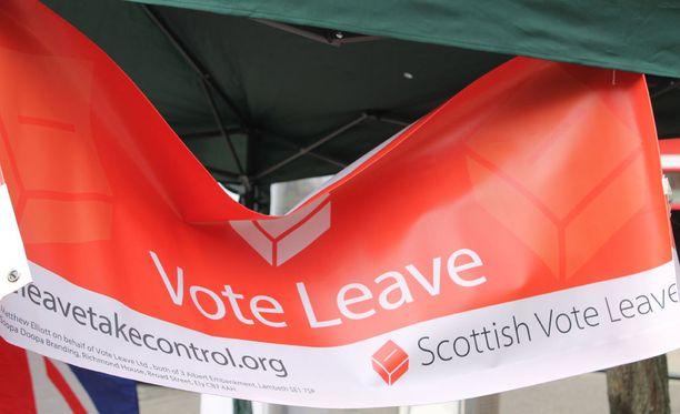 Britannian EU-eron myötä Skotlanti pyrkinee yhä vahvemmin itsenäiseksi valtioksi.
