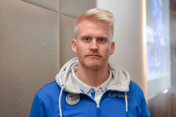 Jani Lajuselta poistettiin umpilisäke kiireellisessä leikkauksessa.