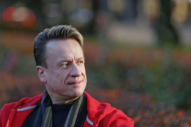 Petri Lehtinen jäi sairauslomalle viime vuoden huhtikuussa. Kuva arkistokuva.