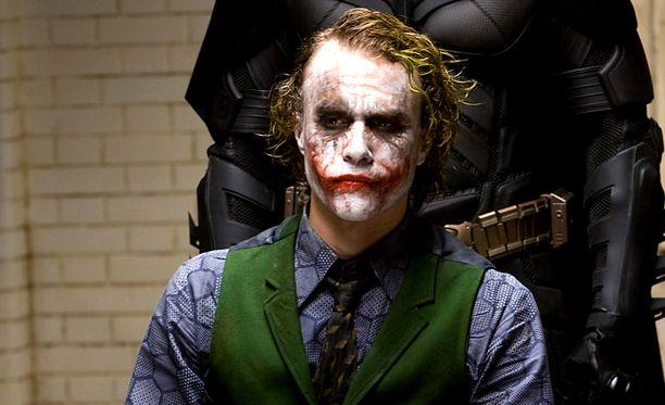 Lääkäri oli hakenut naamiaisasuunsa innoistusta Heath Ledgerin näyttelemästä Jokerista.