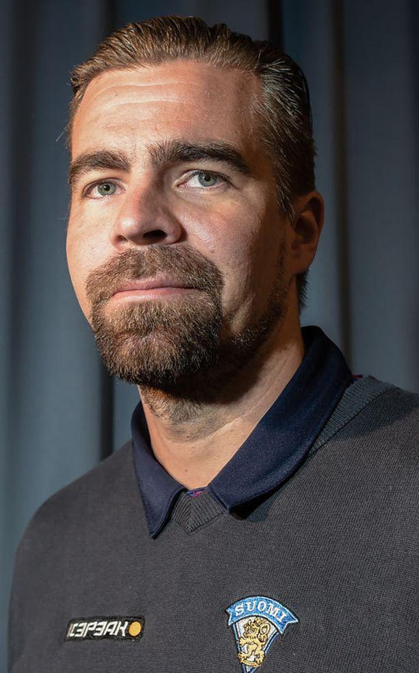 Jussi Ahokas on seurannut Eeli Tolvasen otteita kohta 10 vuoden ajan.