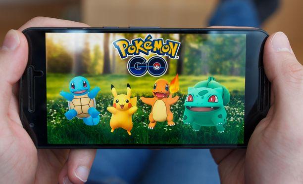 Pokemon Go ei tue enää lokakuussa vanhoja puhelimia.