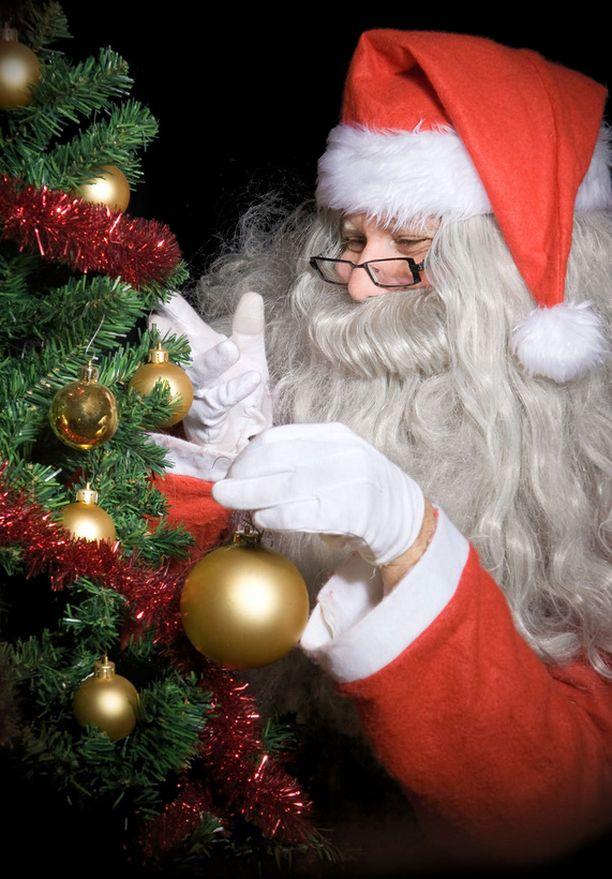 Totuus joulupukista voi joskus selvitä lapsille yllättävällä tavalla.