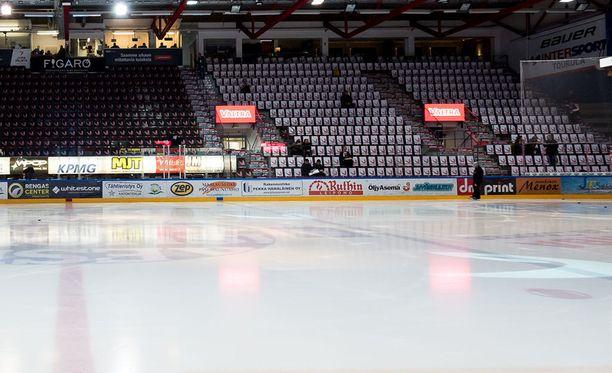 Säkylän Jäähalli
