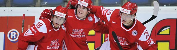 Juhlivatko Tanskan pelaajat tänään?