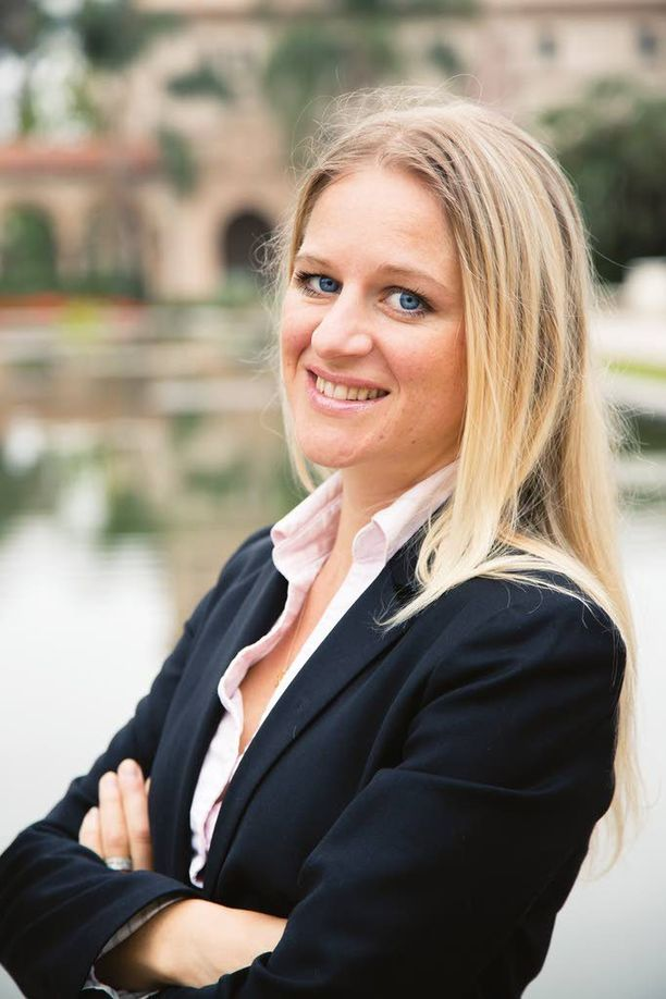 Emma Seppälä työskentelee tutkimusjohtajana Stanfordin yliopistossa USA:ssa.