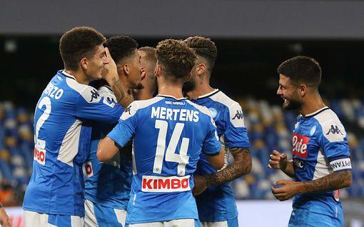 Kumpi motivaation löytää, se toisella pyyhkii pöytää – Inter ja Napoli vastakkain Serie A:ssa