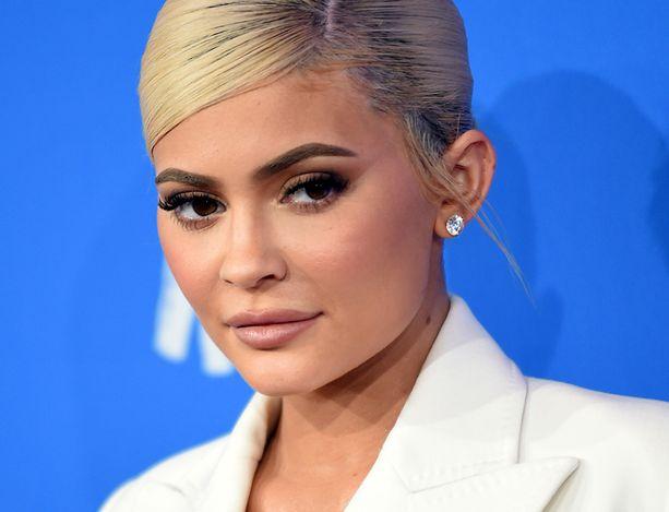 Kylie Jenner on Stormi Websterin äiti.