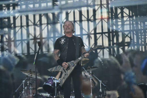 Metallican WorldWired-kiertue jatkuu aina elokuun loppuun asti.