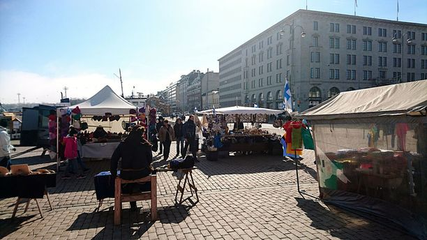Helsingin keskustan tuntumassa on CNN:n toimittajan mielestä useita kiinnostavia ruokakohteita.