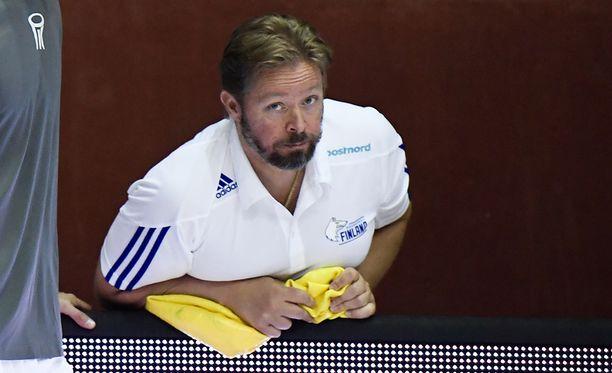 Marko Yrjövuori työskenteli NBA-tähtien kanssa 12 vuoden ajan.