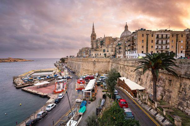 Valletta on Unescon maailmanperintökohde.