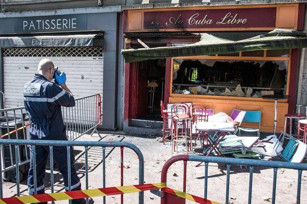 Nyt poliisi ja muut viranomaiset tutkivat, rikkoiko Le Cuba Libre -ravintola turvallisuusmääräyksiä.