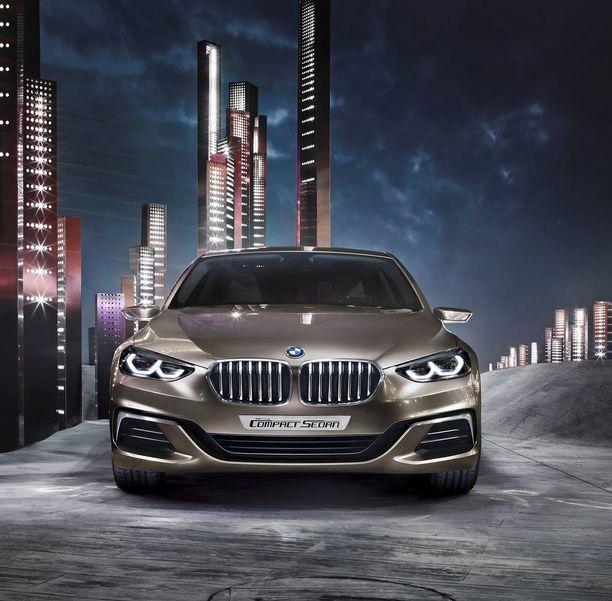 BMW maskin ilmettä ei voi väärentää.