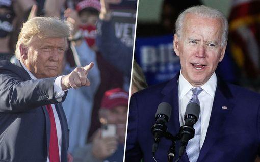 Accuscoren ennuste: Biden lähtee kärkipaikalta USA:n vaalien loppusuoralle – näin Trumpin voitto tai jopa tasapeli on silti yhä mahdollinen