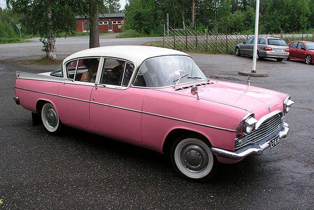PINKU Vauxhall Velox 1961