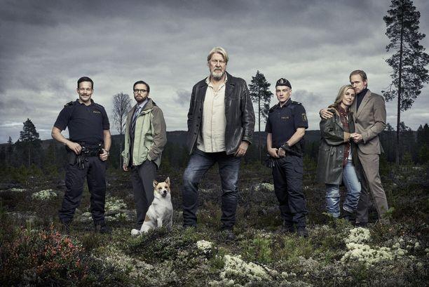 Mikä onkaan paikallisen kaivosurakoitsijan salaisuus, jonka Erik saa selville?
