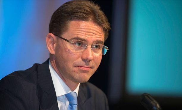 Jyrki Kataisesta tulee uuden EU-komission varapuheenjohtaja