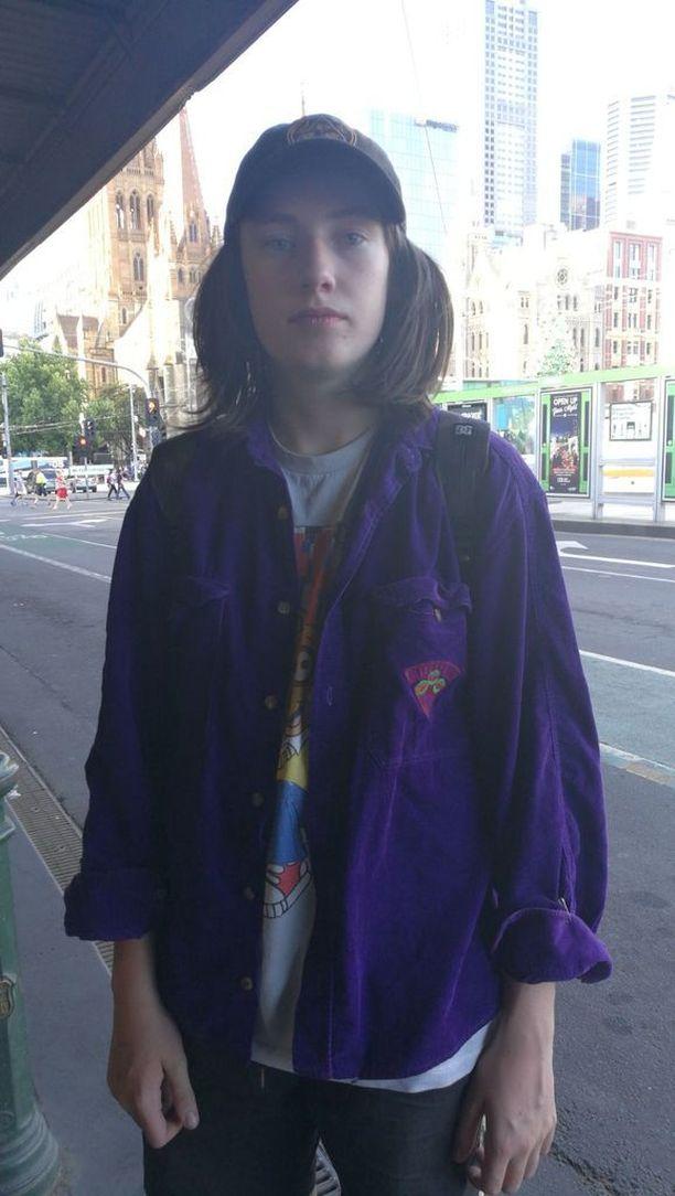 Vincent Meyrick sattui äitinsä kanssa yliajopaikalle matkustaessaan raitiovaunulla.
