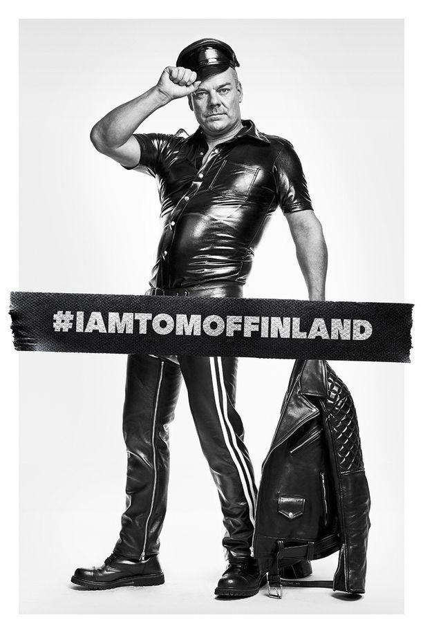 Jari Sillanpää on yksi kampanjan kasvoista.