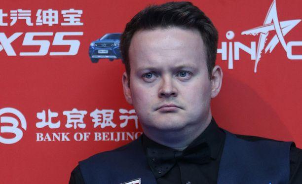 Vuonna 2005 snookerin maailmanmestariksi kruunattu Shaun Murphy on hävinnyt MM-finaalin vuosina 2009 ja 2015.