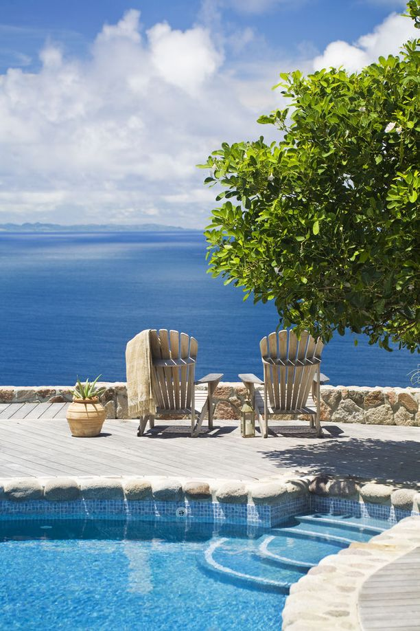 Mount du Cap on ylellinen lomakylä Karibian Saint Lucialla.