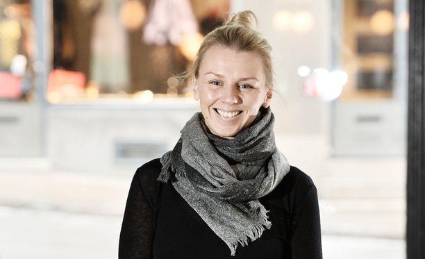 Hanna Gullichsenin perheeseen syntyy kesällä kaksoset.