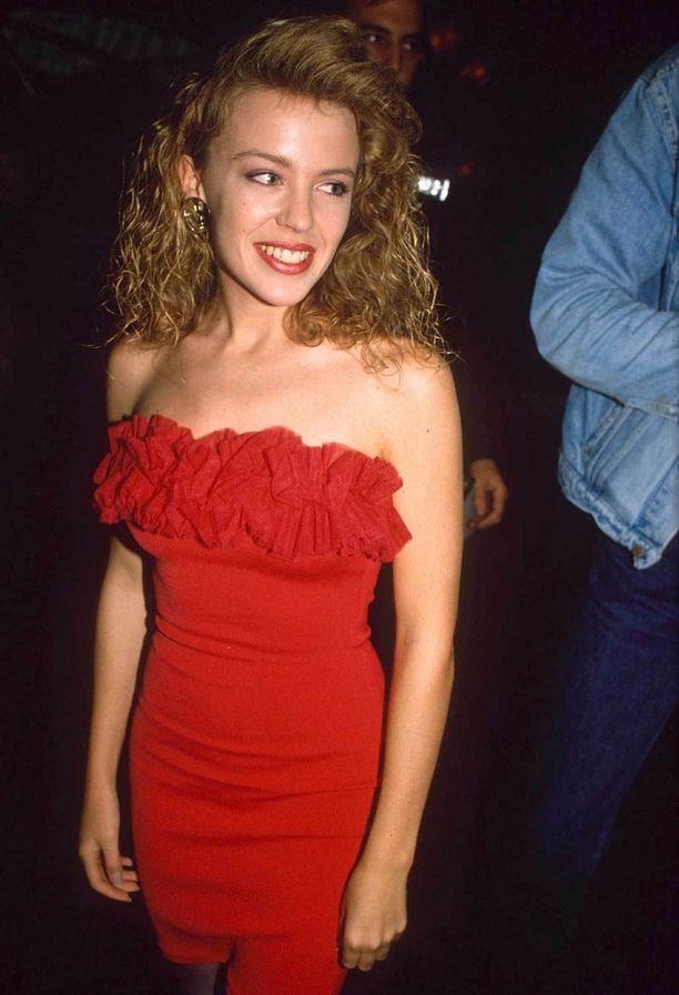 Kylien kiharakampaus vuodelta 1988.