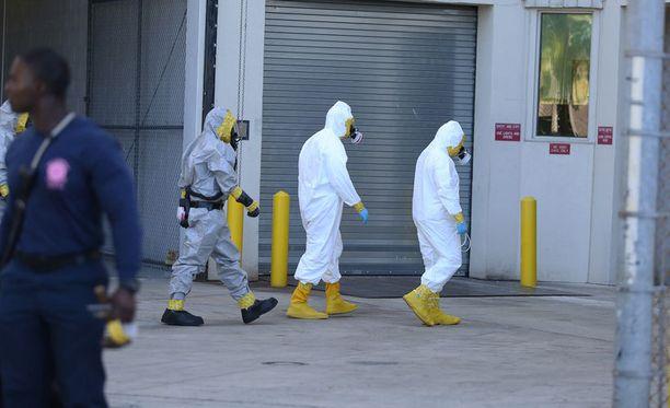 EU:n ulkoministerit päättivät tänään pidetyssä kokouksessaan, että EU-maat ryhtyvät yhteistyöhön ebolapotilaiden evakuoimiseksi.