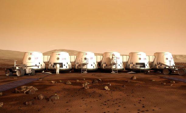 Avaruusprojekti Mars One etsii vapaaehtoisia, jotka ovat valmiita asettumaan aloilleen punaiselle planeetalle. Paluulippua ei ole.