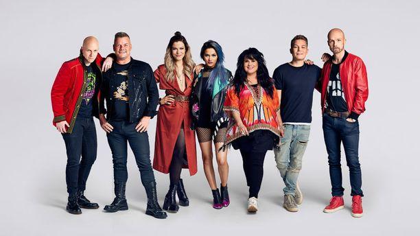 Vain elämää -sarjan All Stars -kausi pyörii parhaillaan televisiossa.