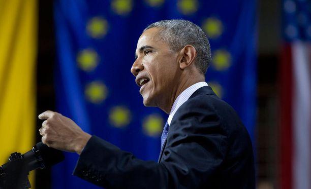 Yhdysvaltain presidentti Barack Obama päätti juuri jäähyväiskiertueensa Euroopassa.