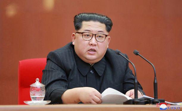 Pohjois-Korean johtaja Kim Jong-un on viime aikoina lämmitellyt suhteitaan länteen.