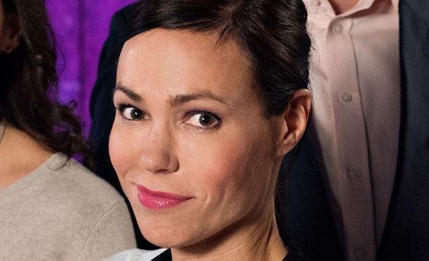 Susanne Päivärinta on tuttu myös A-Studio-ohjelmasta.