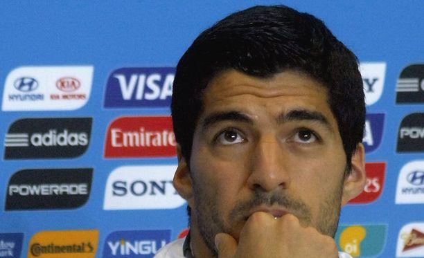 Luis Suarezin on vaikea löytää ymmärtäjiä.