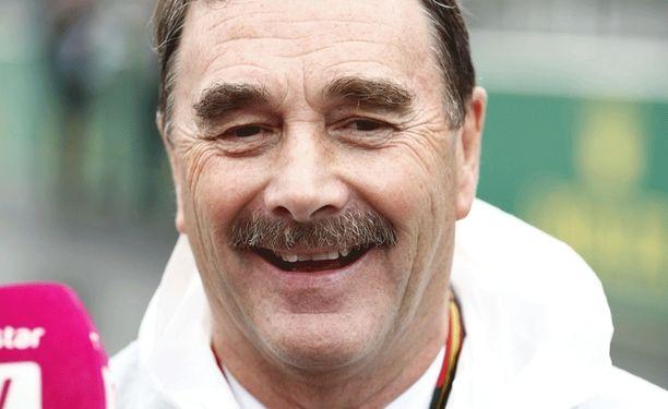 Nigel Mansell ajoi formula ykkösissä 15 kautta. Hienoin hetki oli mestaruus kauden 1992 päätteeksi.