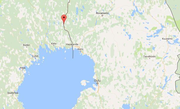 Ylitorniolla sunnuntaina tapahtuneen henkirikoksen epäiltyä esitetään vangittavaksi tiistaina Kemi-Tornion käräjäoikeudessa.