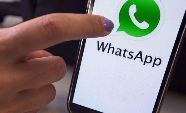 Whatsapp lopettaa tukensa useille vanhemmille käyttöjärjestelmille.